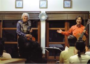 2008年、トルティージャ コンサート