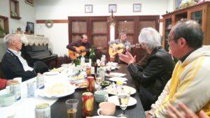フラメンコギターのミニ祭典